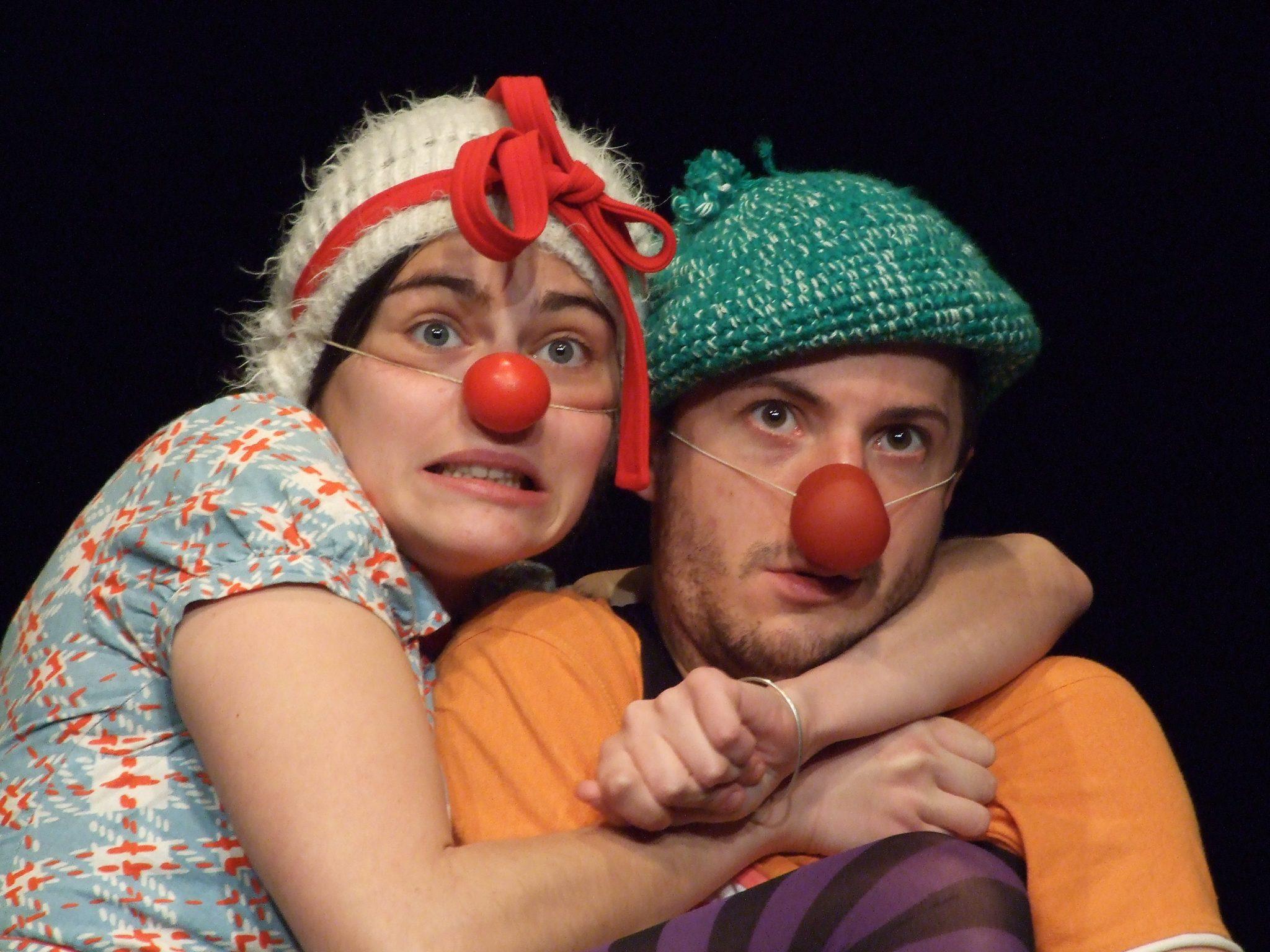 Stages de clown professionnels à Amboise juillet 2017