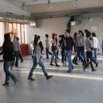 Théâtre et pédagodie : le théâtre pour cultiver la confiance et l'estime de soi avec des étudiants de BTS.