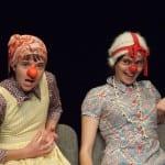 Stages de clown de théâtre - THÉÂTRE INSTANT PRÉSENT