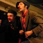 Stage de clown pour comédiens professionnels à Tours. Gerard-Gallego